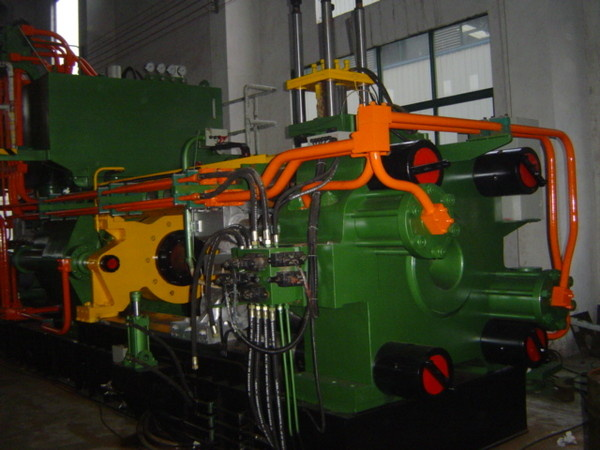 extrusion press conventional different size and different capacity Machines